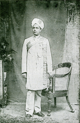 Hon. Sir Ponnambalam Ramanathan Q.C.